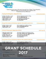 grant schedule