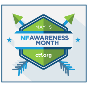 Details about  /Neurofibromatosis Awareness Month Behind Every Person With Sticker Portrait